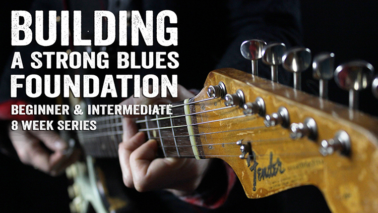 Kelly Richey's Cutting Edge Building A Strong Blues Foundation