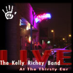 Live at the Thirsty Ear - CD by Kelly Richey